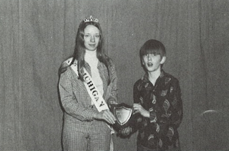 1976 Junior Showmanship Award