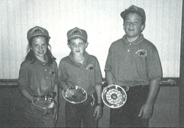 1992 NJAS Junior Team Sales Contest