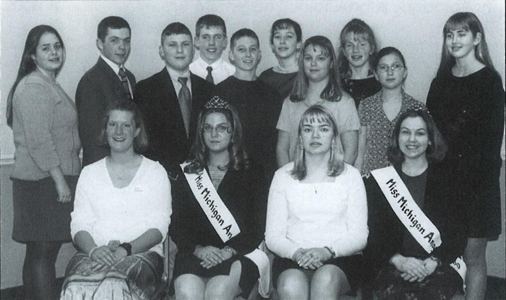 2001 MJAA Board of Directors