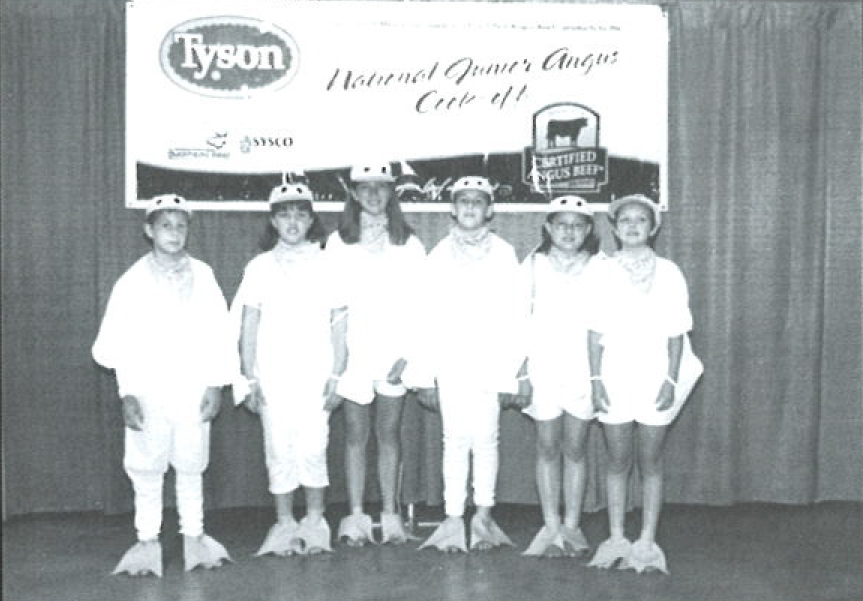 2003 Junior Cook Off Team
