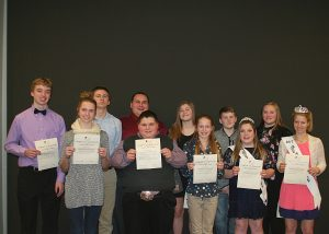 michigan angus certificate of achievement awards