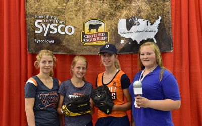 Culinary Competition at the National Junior Angus Show