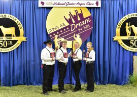 Showmanship, a Once-in-a-Lifetime Opportunity