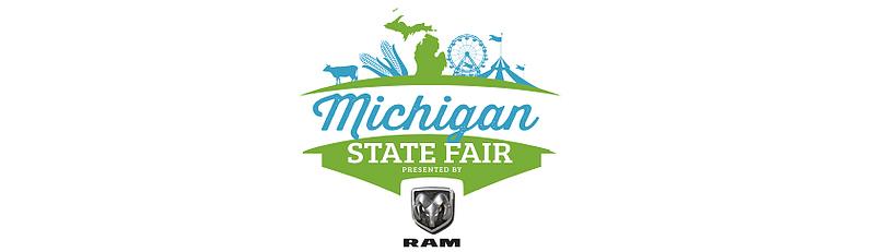 MI State Fair logo