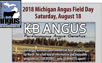 July 2018 Michigan Angus News