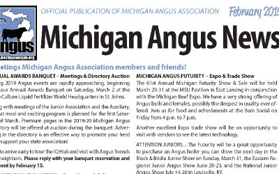 February 2019 Michigan Angus News