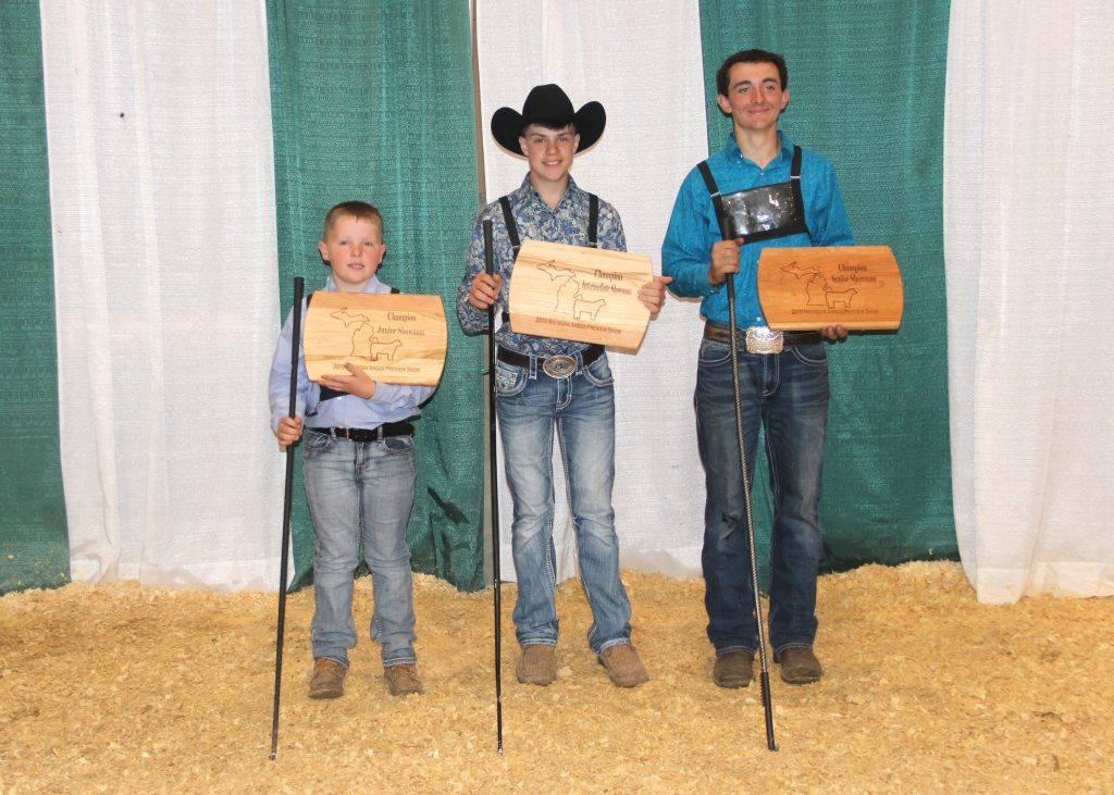 Overall Showmanship Winner