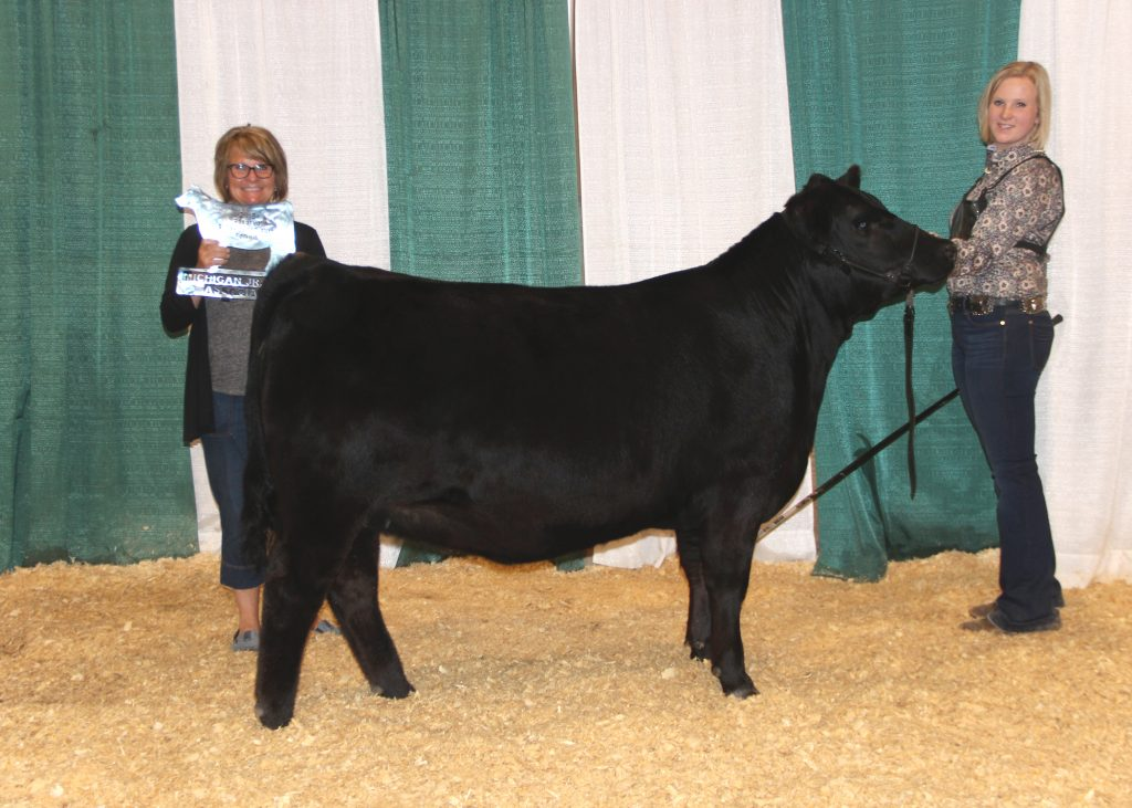 Reserve Grand Champion Owned Female