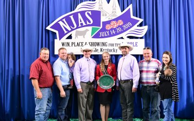 Champions Named at 2019 National Junior Angus Show