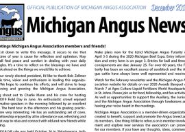 December 2019 Michigan Angus News