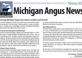 February 2020 Michigan Angus News