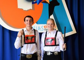 Results of the 2020 National Junior Angus Showmanship Contest