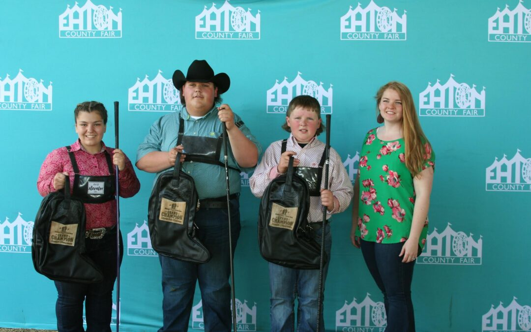 2021 Michigan Junior Angus Preview Show Results